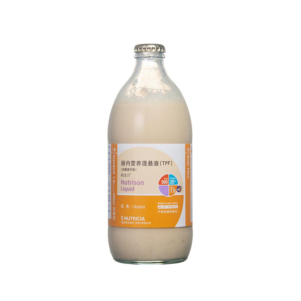 肠内营养混悬液(TPF)(能全力纤维型即用型)
