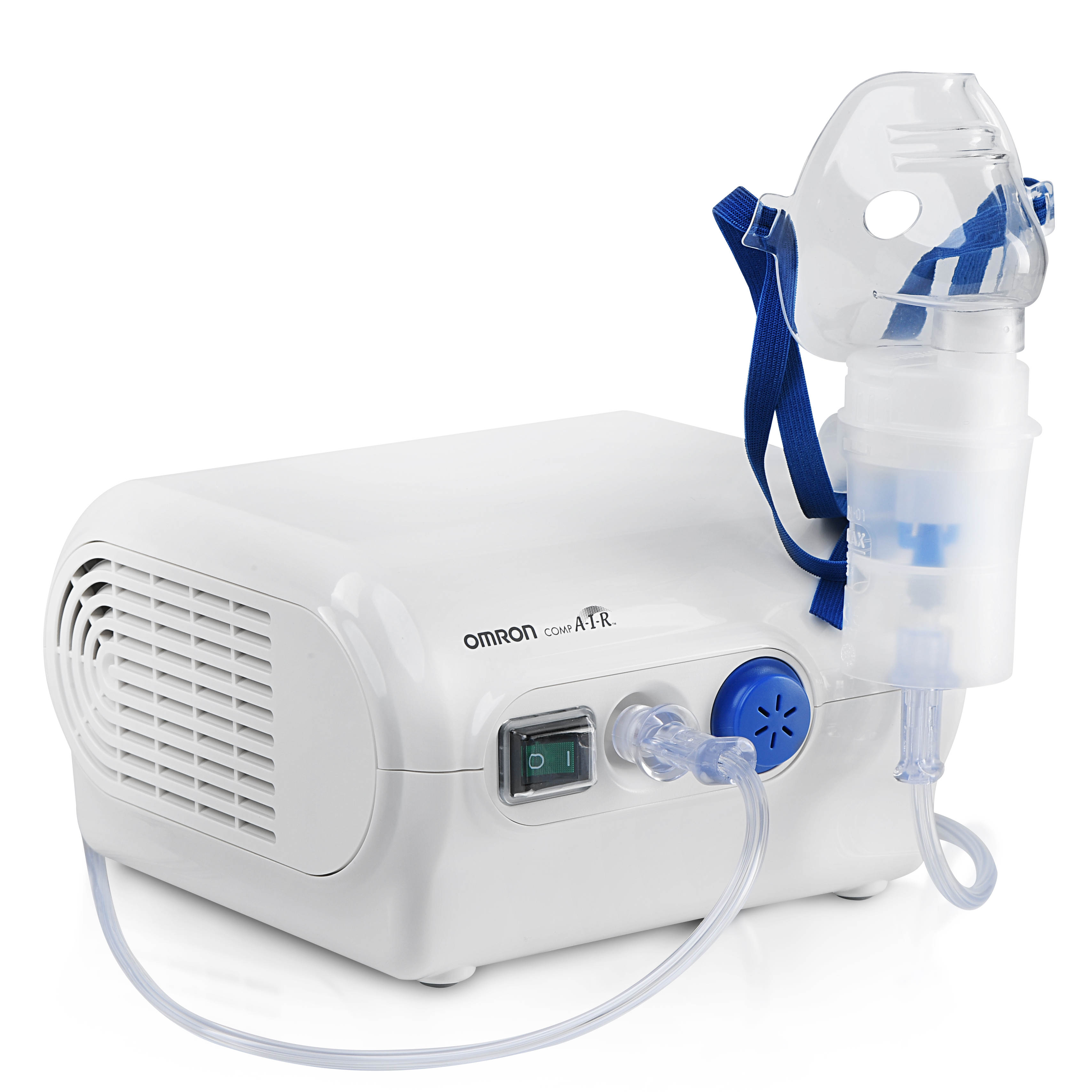 压缩式吸入器
