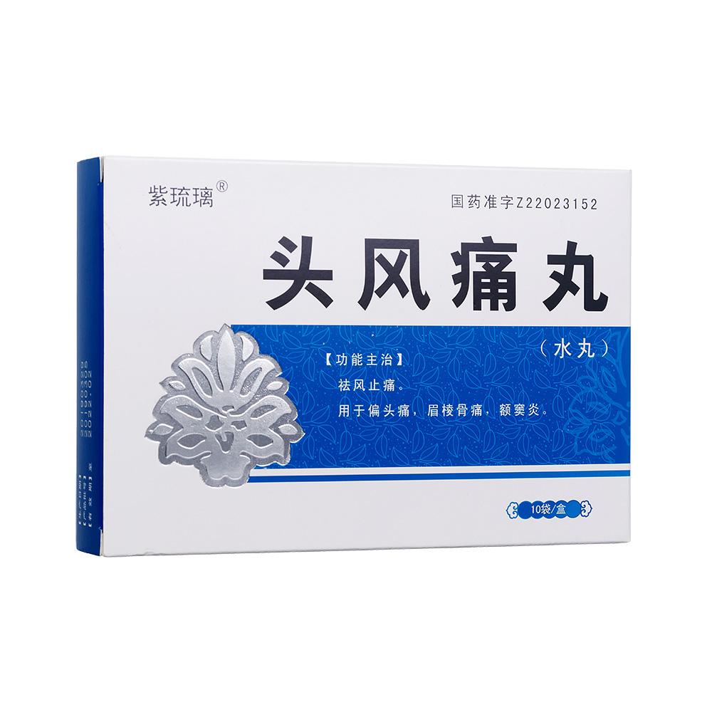 头风痛丸(平康)